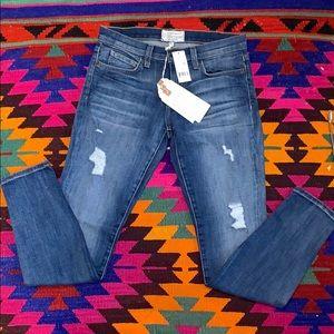 NEW w/tags Current/Elliott Stiletto Jeans sz 26